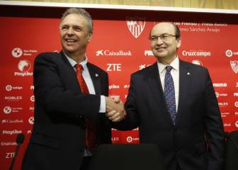 Caparrós confirms Sevilla gig is for just four games