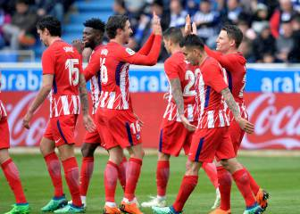 Torres no, Gameiro yes: penalty gives Atlético win at Alavés