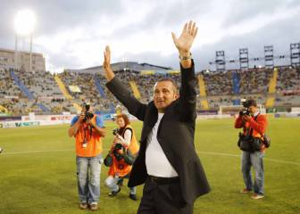 Vinny Samways behind the Las Palmas purchase
