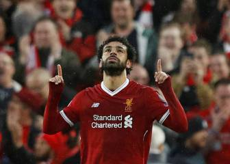 Salah wins Football Writers' Association Footballer of the Year