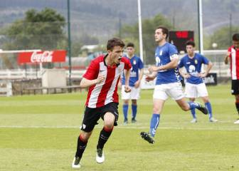 Iñigo Vicente, directo a la pretemporada del Athletic