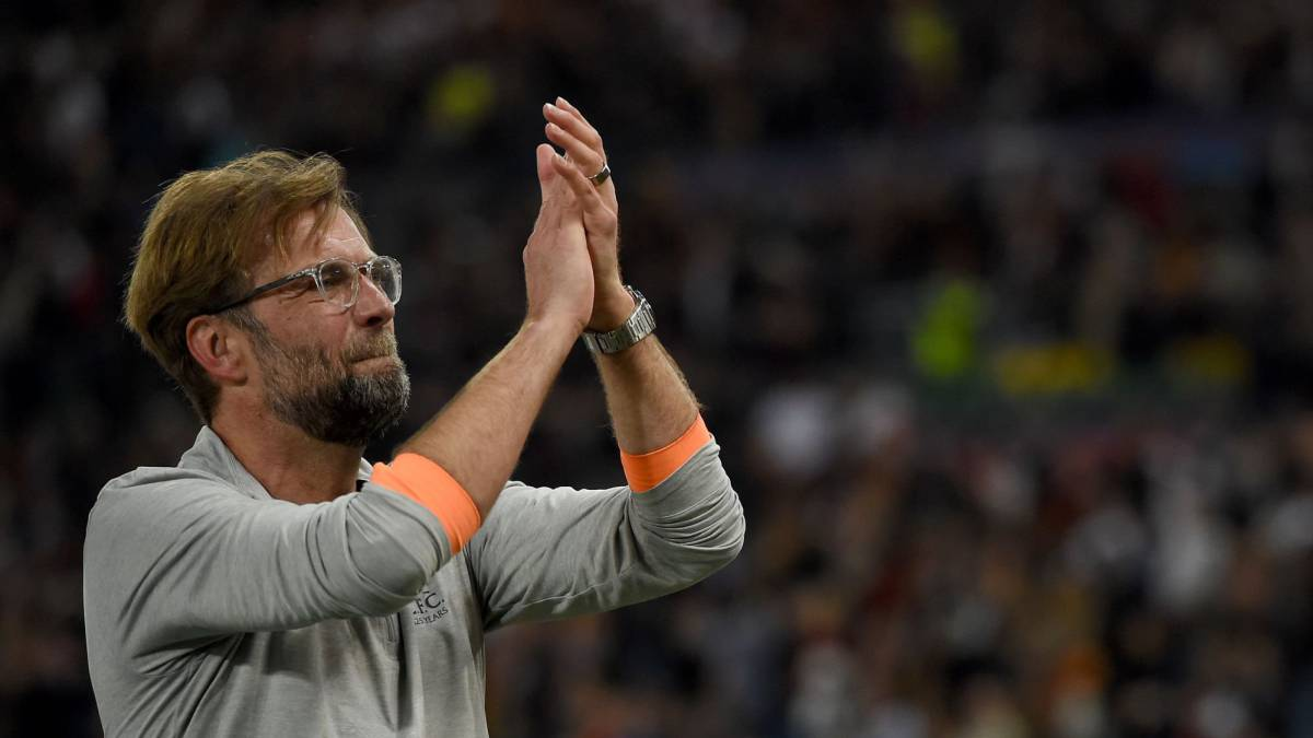 "Klopp: ""Real Madrid needed luck and so did we"""