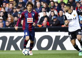 Inui confirms he is leaving Eibar:
