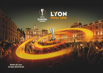 Atlético allocated 11,552 tickets for Lyon Europa League final