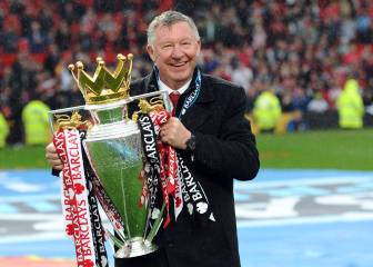 Sir Alex Ferguson, The Boss