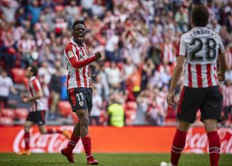 El 1x1 del Athletic: Williams y Muniain dieron otra cara