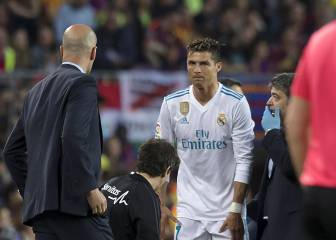 Cristiano to miss Sevilla and Celta but ready for Kiev final