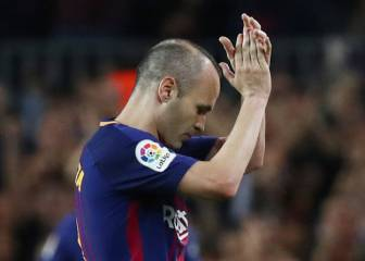 Iniesta set for Japan move after Chongqing switch ruled out