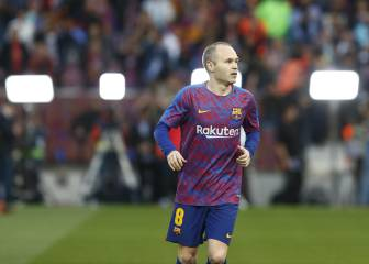 China not giving up on Iniesta