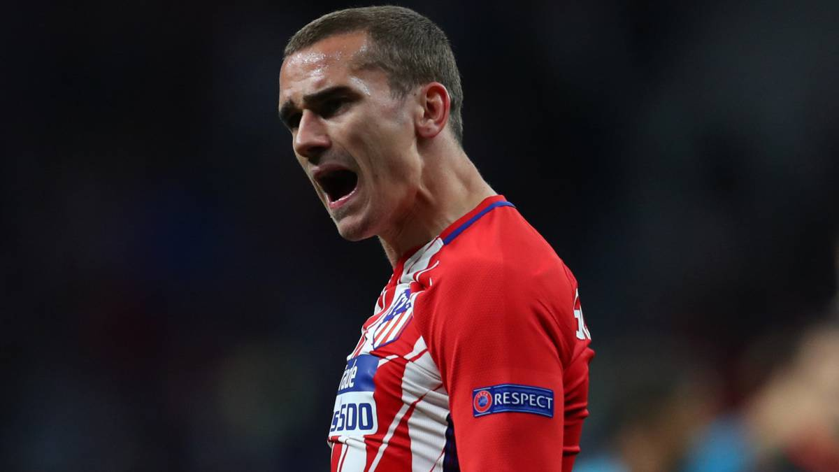 Griezmann: Barcelona target in crunch talks with Atlético chief