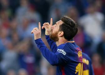 Lionel Messi closing in on fifth Golden Shoe