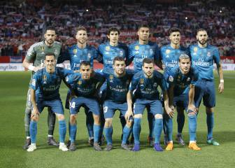 1x1 del Madrid: Borja Mayoral brilló ante el mal tono general