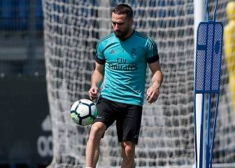 Ronaldo and Carvajal recuperate ahead of Champions League final