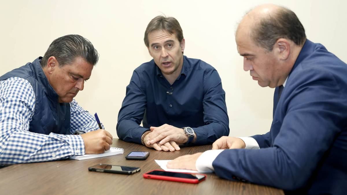 "Julen Lopetegui: ""VAR will have an influence at the World Cup"""