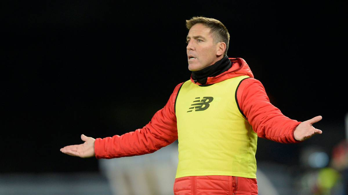 Athletic step up negotiations with Eduardo Berizzo