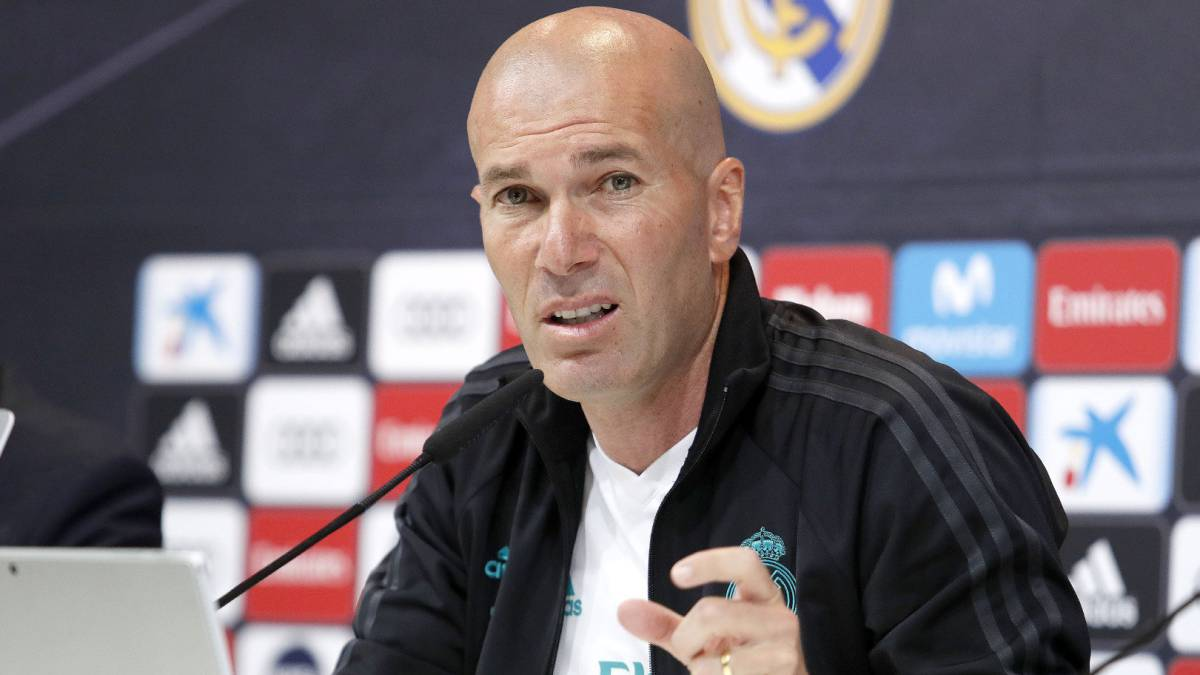 "Zidane: ""Ronaldo and Neymar? There is always chemistry between the best"""