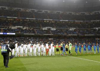 Real Madrid's Liga form has emptied the Bernabéu