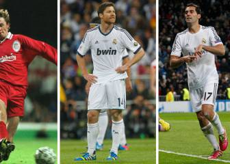 The players that have played for both Liverpool and Real Madrid