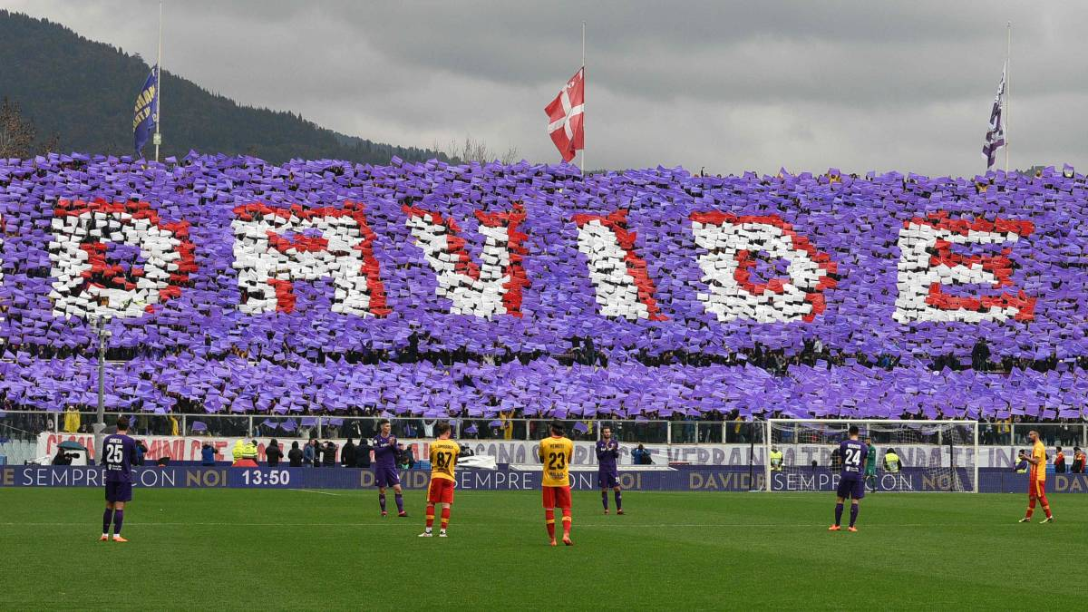 Fiorentina to set up trust fund for Davide Astori's daughter