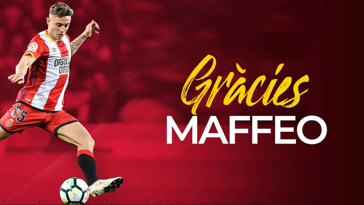 Man City's Maffeo leaves Girona in 10-million-euro Stuttgart move