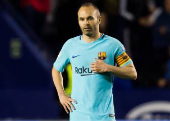 Iniesta receives lucrative offer to follow Xavi to Qatar