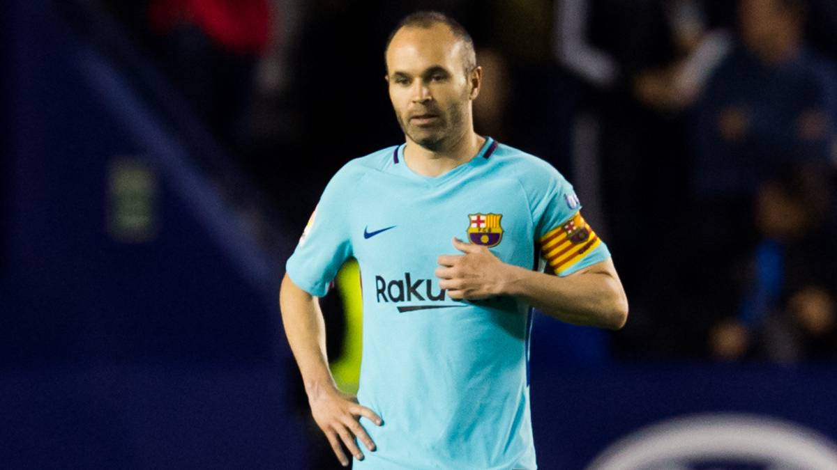 Iniesta: Qatar a possible destination for Barça man
