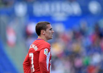 Barça keep quiet on Griezmann to avoid Atleti's wrath