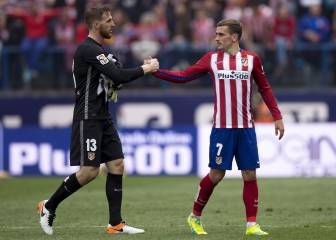 Oblak and Griezmann in search of their first European title