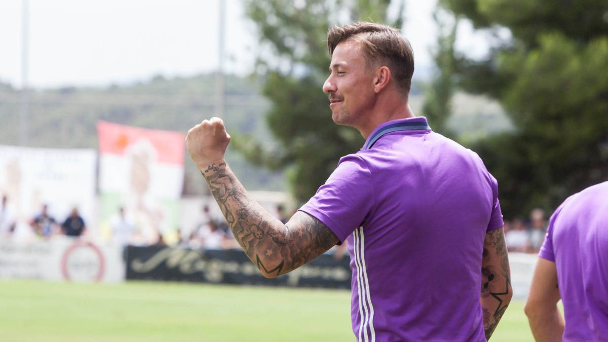 Leganés keen to bring in Real Madrid's Guti as new coach