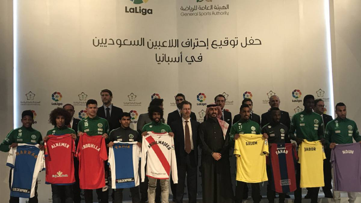 LaLiga says 'adiós' to Saudi players after failed experiment