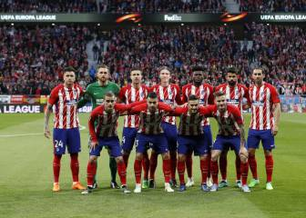 Atleti fans pick their final line-up with Gabi, Thomas and Filipe