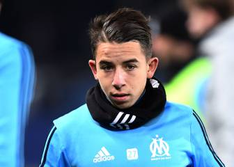 Zinedine Zidane keeping tabs on Marseille's Maxime Lopez