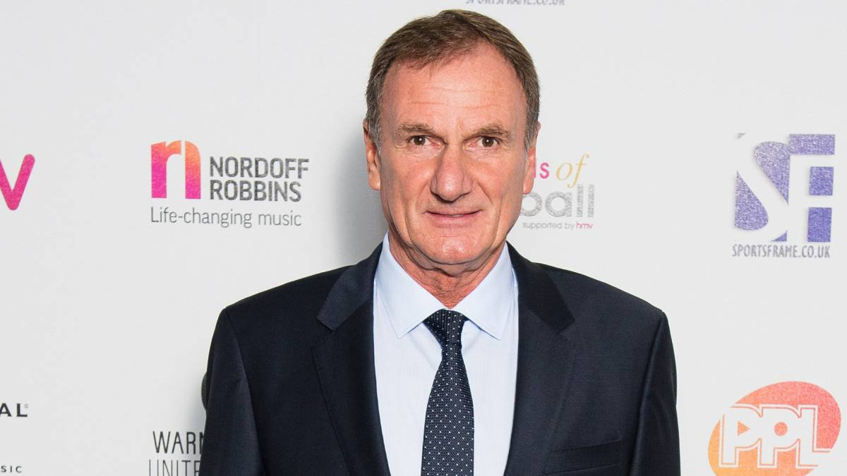 Phil Thompson, leyenda del Liverpool.