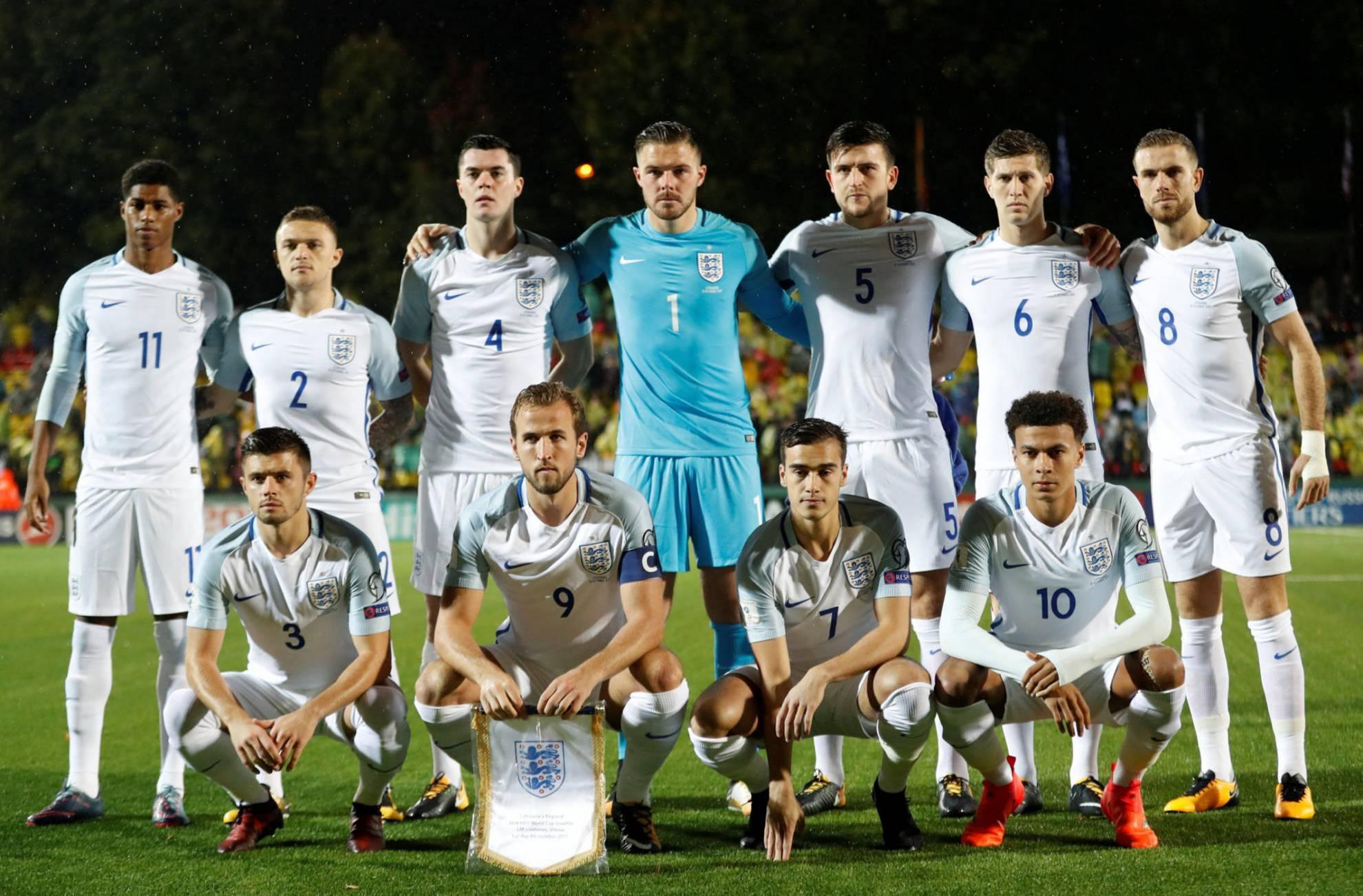 Alineación de Inglaterra en el Mundial 2018: lista y dorsales - AS.com