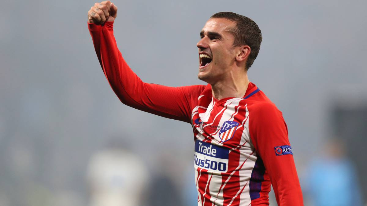 "Griezmann, MVP of the final: ""I wish I could win more titles ..."""