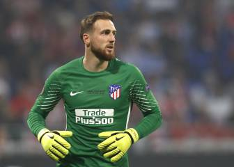 Four possible destinations for Oblak if keeper leaves Atlético