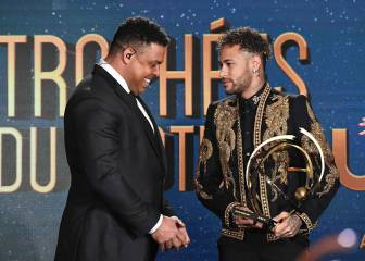 Neymar sigue el 'plan Ronaldo'