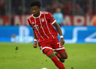 Real Madrid 'really interested' in David Alaba, says player's father