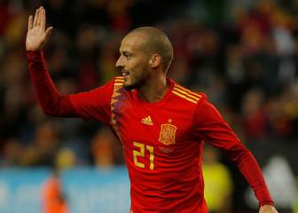 David Silva prepares for World Cup with third-tier Navalcarnero