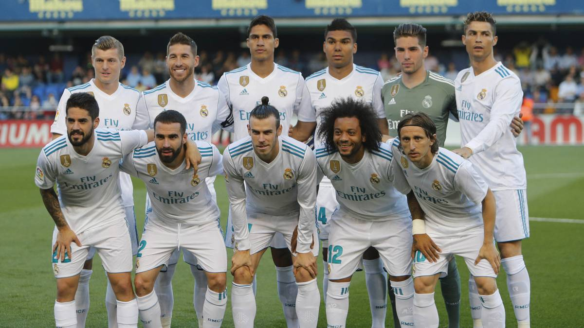 Champions League: Zidane's past pre-final XIs point to Bale start