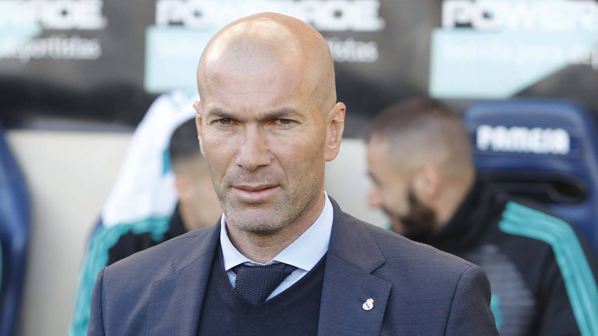 "Zidane: ""Nothing has changed with Bale, he's just scoring goals now"""