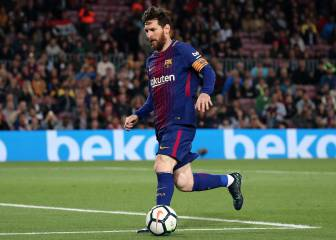 Messi completes 'manita' of Golden Boots and Pichichis