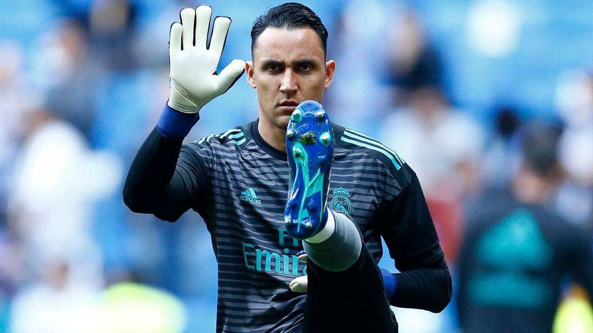 "Keylor warns Liverpool: ""I have the best defence in the world"""