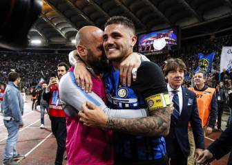 Icardi move to Madrid looks less likely