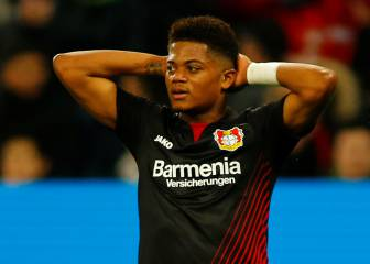 Madrid eyeing Leverkusen's Bailey as Bale replacement