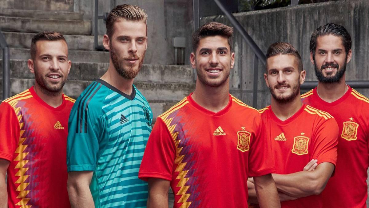 Lista de España para el Mundial  los 23 convocados de Lopetegui. Los  jugadores de la selección ... 4d410b70618f7