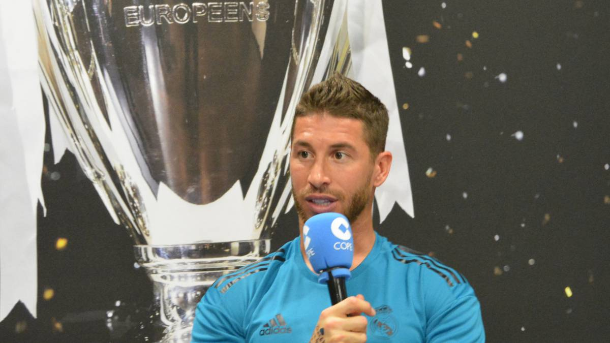 "Ramos: ""Barça's double? The Champions League eclipses that"""