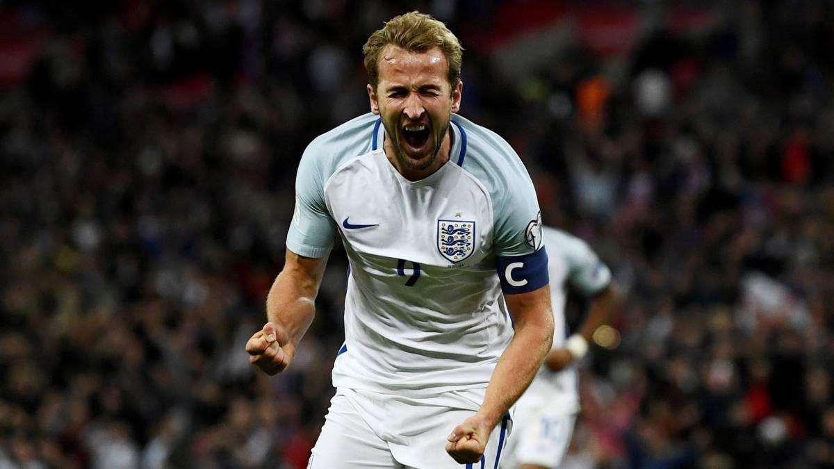 Harry Kane, nombrado capitán de Inglaterra en el Mundial