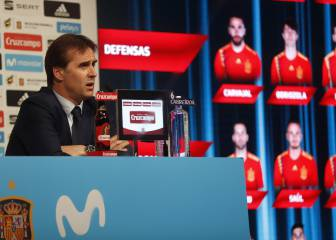 Julen Lopetegui extends Spain contract up to Euro 2020