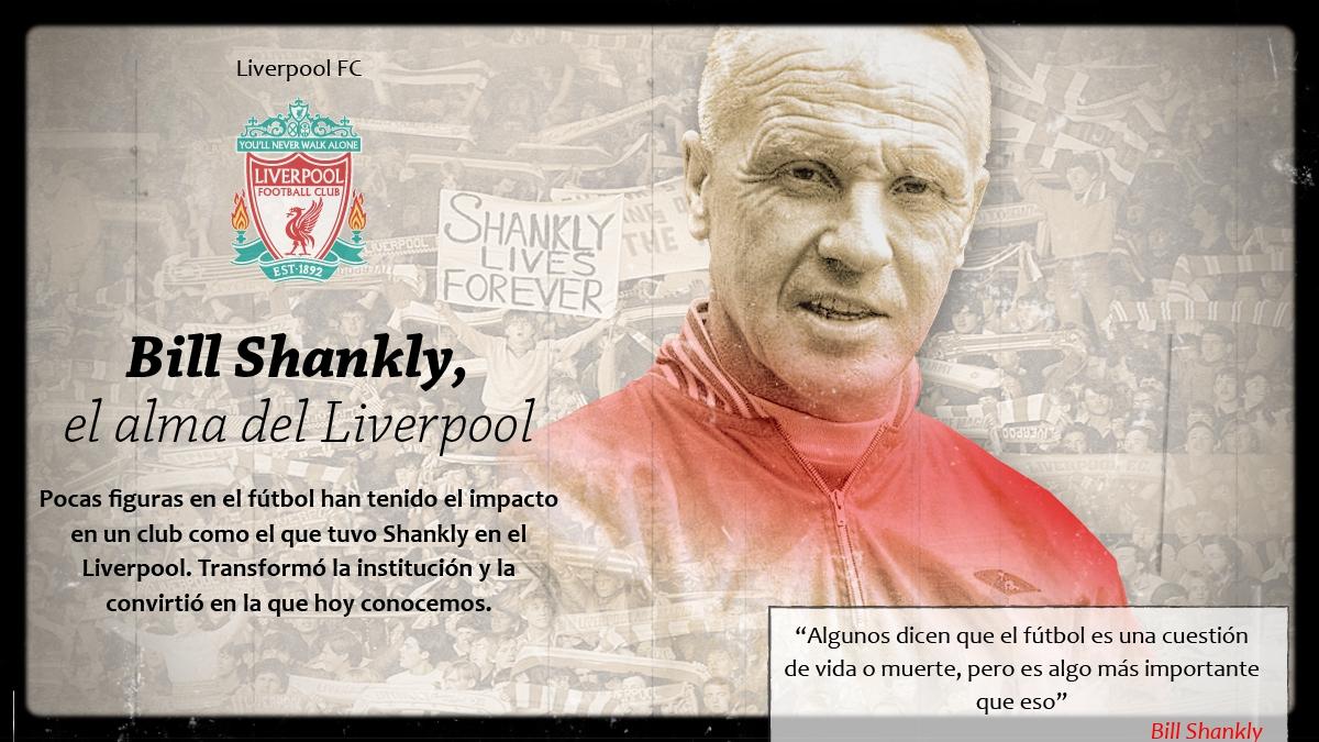 La Historia De Bill Shankly El Hombre Que Cambió El